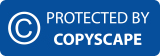 Content copyright protected by Copyscape website plagiarism search
