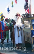 Sint & Piets on the boat