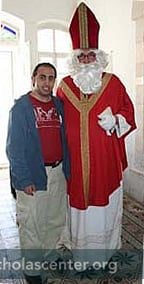 St. Nicholas at Bethlehem Bible College