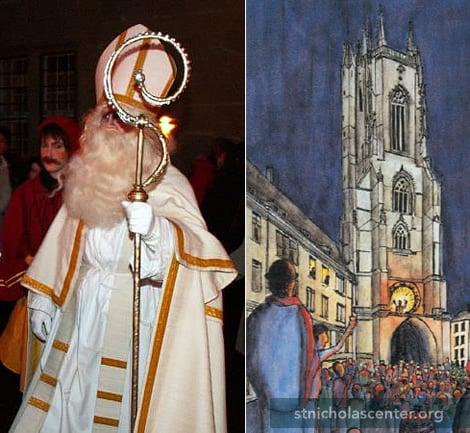 Tradition Of Saint Nicholas >> St. Nicholas Center