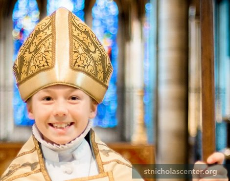 The first girl Chorister Bishop, 2015
