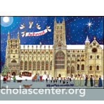 Canterbury Cathedral Advent Calendar