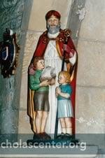 St Nicholas, Ashchurch, UK