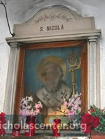 St Nicholas shrine in Bari
