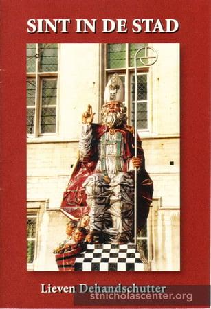 Als inwoner van Sint-Niklaas mag ik u dit standbeeld dat voor het stadhuis staat niet onthouden