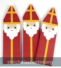 St Nicholas Candy Bar Wrappers