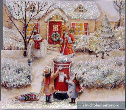Caspari Wild Christmas