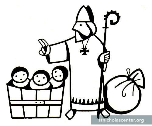 St. Nicholas Center ::: Clip Art