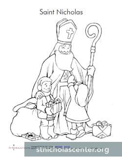 St Nicholas Center Virtues Generosity