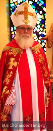 St Nicholas Center Costumes