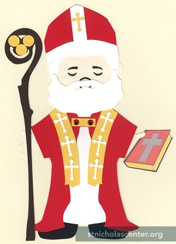 St Nicholas Cut-out