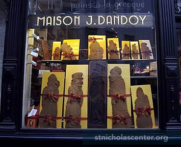 Dandoy Shop Window