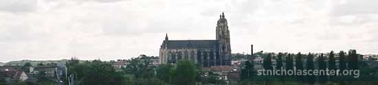 Basilica of Saint-Nicolas de Port