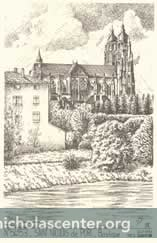 Sketch of the Basilica