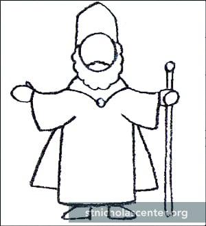 How To Draw St Nicholas St Nicholas Center