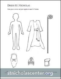st nicholas figure pdf pattern