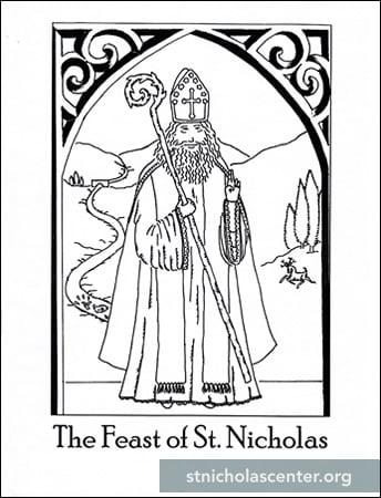St Nicholas Center Order The Feast Of St Nicholas