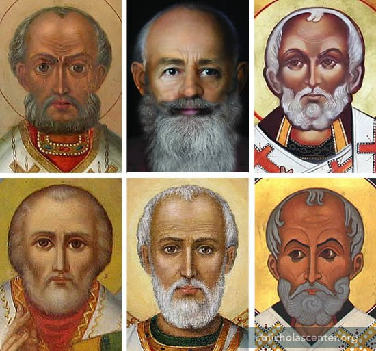 st nicholas center real face