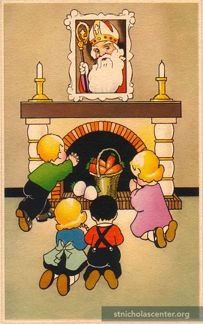 Saint Nicholas in America: Christmas Holy Day and Holiday