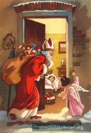 St. Nicholas Center ::: St. Nicholas Day
