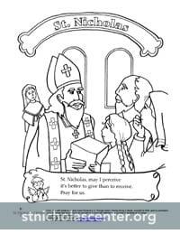 Free Saint Katharine Drexel Coloring Page - Drawn2BCreative | 259x200