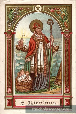 The Real Saint Nicholas, Christian History