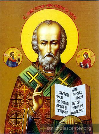 st nicholas center a real saint