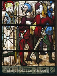 Medieval glass