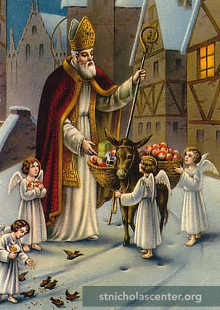 Kids Stories About The Real St Nicholas