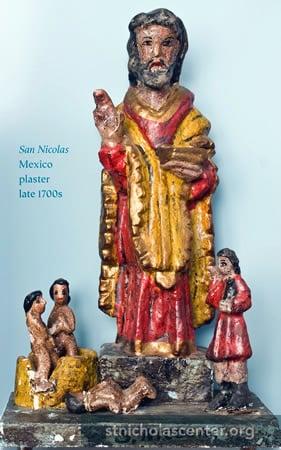 Tradition Of Saint Nicholas >> St. Nicholas Center ::: Mexico
