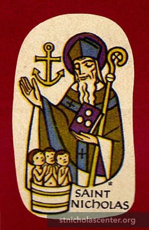 For A Nicholas Name Day, Any Of The St. Nicholas Recipes Would Be  Appropriate. Decorations Could Feature A St. Nicholas Figure, Along With  His Symbols Of An ...