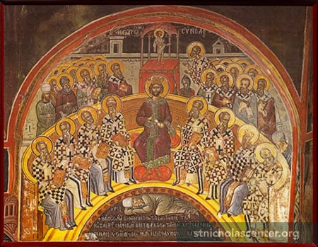 council of nicea In tackling this theme we will consider first the sources that are available to us concerning the council of nicaea, secondly the purpose for the calling of the council (looking especially.
