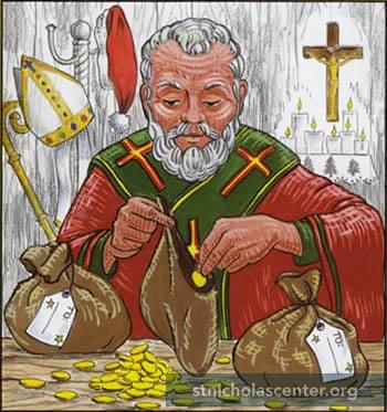 St. Nicholas Center ::: Middle School Activity