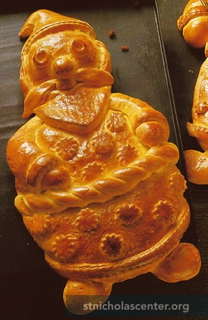 St Nicholas Center Breads
