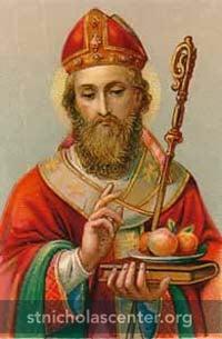 Saint Nicholas Pictures >> St Nicholas Center A Real Saint