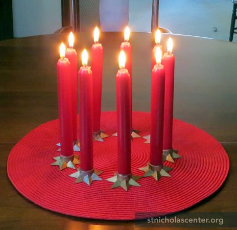If You Didn T Use The Fruit Of Spirit To Prepare For Pentecost 9 Candles Now Or 7 Gifts