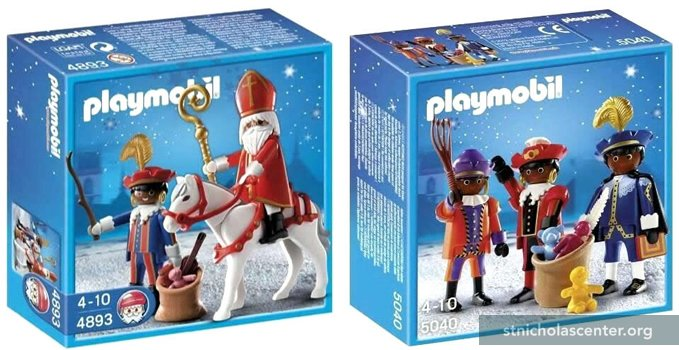 Playmobil Piet sets