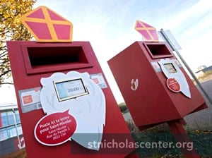 St Nicholas Post Boxes