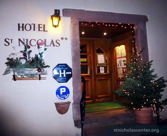 Hotel Restaurant St Jean St Nicolas