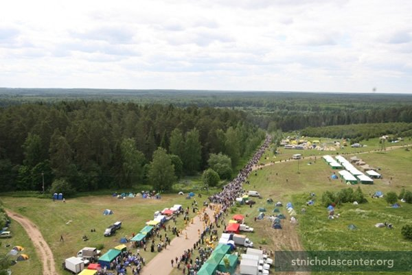 St. Nicholas Center ::: Velikkoretsky Procession