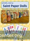 Saint Paper Dolls cover