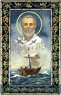 Patron Saint of Sailors