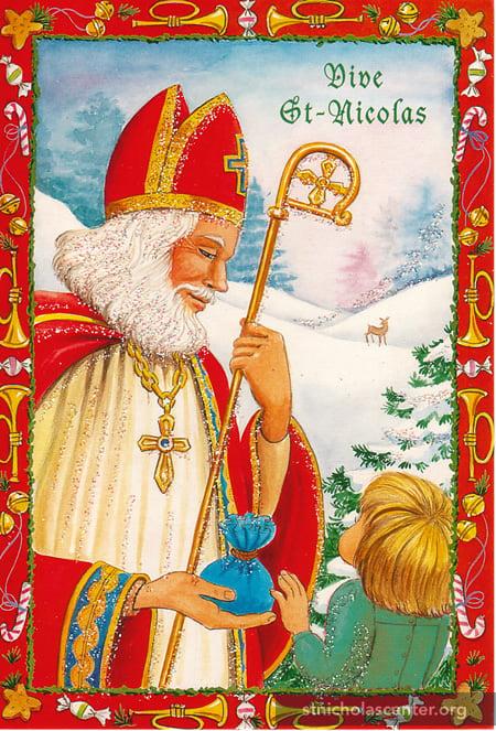 St. Nicholas Center ::: Telling the Legends