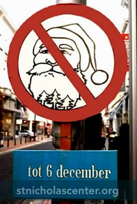 No Santa until 6 December