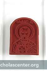 Icon rubber stamp