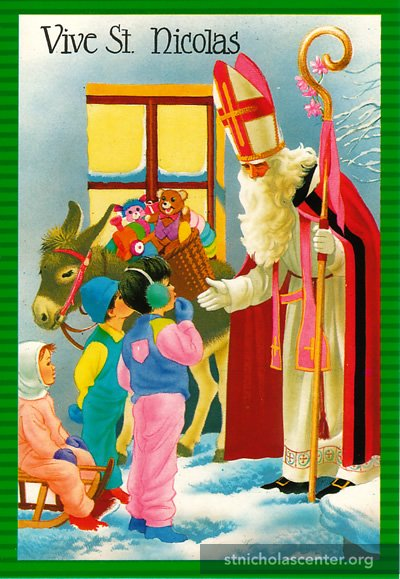 How Do You Say Happy Saint Nicholas Day In German