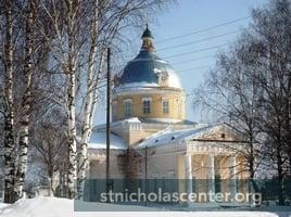 Velikoretsy Манастир Катедрала Св Николас