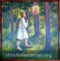 Намирането иконата на чудотворната