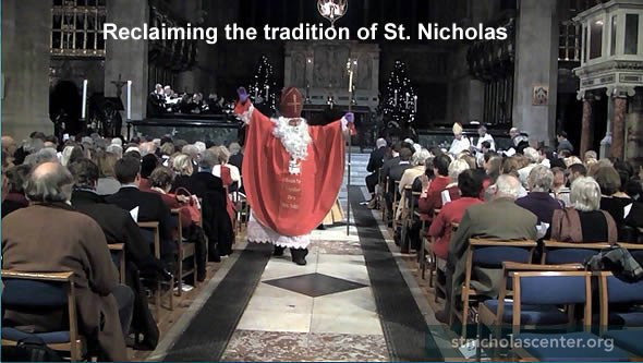 Reclaiming the tradition of St Nicholas