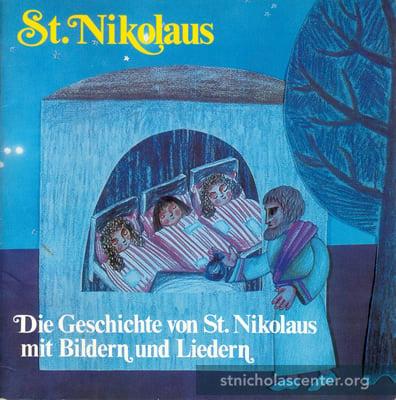 Kids Stories About German St Nikoluas